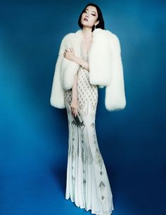 Eye Candy : Vogue China 10th Anniversary Issue | rolala loves