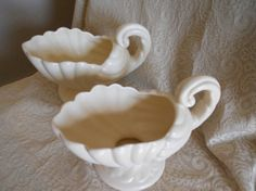 Haeger Pottery Planters by addieandes on Etsy, $18.00
