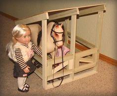 Horse Barn on Etsy | Cool Mom Picks