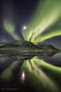 Aurora - Iceland - önundarfjörður | Flickr - Photo Sharing!