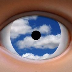 Create a Magritte Style Surrealist Painting in Photoshop