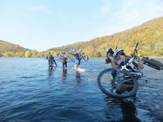 The 500-mile Virginia Mountain Bike Trail is poised to be the South's sweetest stretch of singletrack.