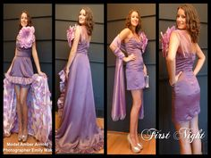 First Night Pink Martini, Prom Dresses, Formal Dresses, First Night, My Design, My Style, Collection, Fashion, Moda
