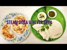 Watch this video and Learn how to make Dosa without oil with consist taste. Enjoy the unique and awesome recipe