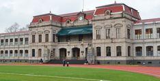 Antiguo Colegio Militar. Ciudad de México.