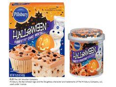 Halloween Funfetti Cake Mix, Pillsbury, General Mills, Inc. One General Mills Boulevard Golden Valley, Minnesota, U.S. and the J.M. Smucker Company, Orrville, Ohio, United States.