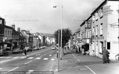 Bridport, West Street c.1965, from Francis Frith
