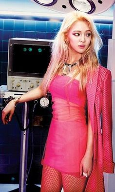 Hyoyeon I Girls'Generation