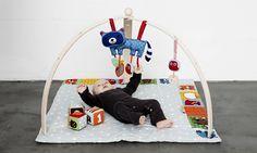 Duurzaam mooi babyspeelgoed van Franck and Fischer
