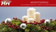 Haus und Hobby feiert Weihnachten. Profitiere und gewinne mit ein wenig Glück Weihnachtsgeld im Wert von CHF 2'014.-