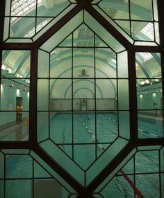 The Midland Hotel (Morecambe, England) Swimming pool