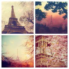 Paris art gift set