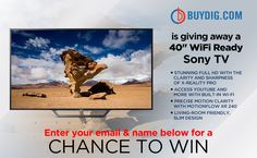 awesome Win a Sony 4