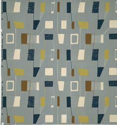 Lucienne Day - Lapis, 1953