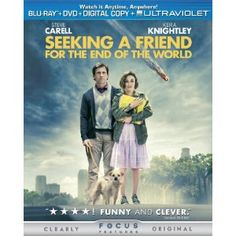 Seeking a Friend for the End of the World [Blu-ray] (Universal Studios Home Entertainment)