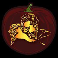 Dracula 02 - Pumpkin Stencil