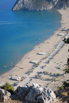 Tsambika Beach - Rhodes - Greece (by Alessandra Kocman)