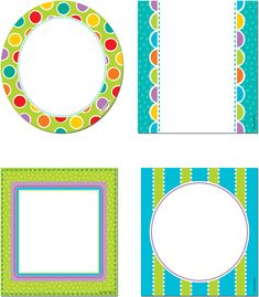 "Fresh Sorbet Cut-Outs - Great for sorting activities, calendar activities, game pieces, name tags, reward cards, and much more. Perfect to brighten up cubbies, walls and bulletin boards too. This 36 piece pack includes an assortment of bold colors and designs measuring 6"" x 6½ printed on card stock. Look for coordinating products in this color palette to create an exciting cohesive classroom theme!"