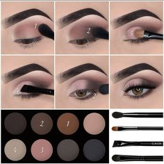 Would you wear that matte look? 💖 Use makeup make up aesthetic Would you wear this matte look? 💖 Use make-up – Would you wear that matte look? 💖 Use makeup make up aesthetic Would you wear this matte look? 💖 Use make-up – Makeup Eye Looks, Eye Makeup Steps, Cute Makeup, Contour Makeup, Eyebrow Makeup, Makeup Eyeshadow, Eyeshadow Makeup Tutorial, Eyeshadow Palette, Make Up Contouring