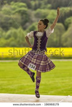 Kilt with purple vest #earlofskye #purple #tartan