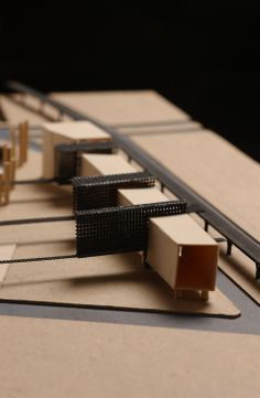| Architectural Model - Berlin Studio