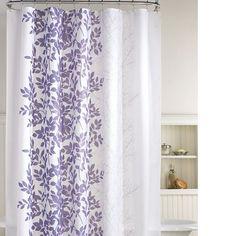 Shadow Vine Shower Curtain - jcpenney