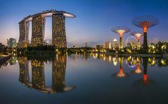 Desde hace algunos años, Singapur se ha estado transformando en una de esas regiones asiáticas con un crecimiento económico importante, y por in...