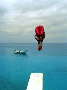 Diver by Design Etiquette (via Creattica)