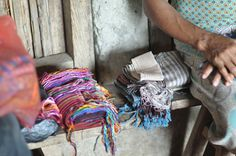 A shift from using chemically dyed cotton to plant-dyed cotton improves women's health. Weaving Techniques, Women's Health, Hand Weaving, Plant, Pattern, Cotton, Model, Plants, Patterns