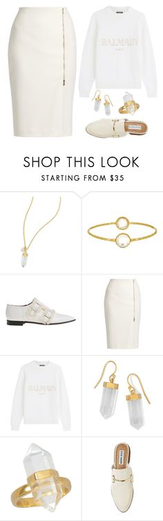 """""""Pack and Go: Labor Day"""" by yours-styling-best-friend ❤ liked on Polyvore featuring BillyTheTree, Argento Vivo, Acne Studios, MaxMara, Balmain and Steve Madden"""