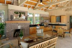 Outdoor Kitchen Ideas That Will Help You Build Your Own (10)