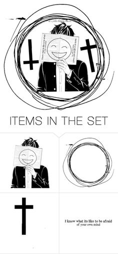 """""""Its your turn to bleed"""" by marina-hxpe ❤ liked on Polyvore featuring art"""