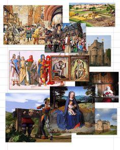 Bv #middeleeuwen