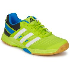 cef6940a5 Adidas Court Stabil 10.1 Squash Shoes - Men s Green Squash Shoes
