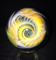 Vortex Infinity Marble  [ #Marbles ]