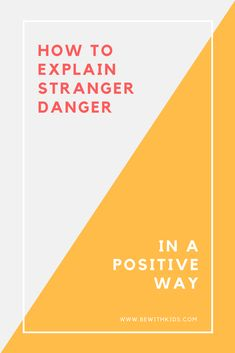 How to teach safety with strangers (stranger danger) in a positive way using kids activities, games, everyday situations, books, and cartoons #bewithkids #kidssafety #positiveparenting #strangerdanger Teaching Safety, Teaching Kids, Parenting Articles, Parenting Hacks, Parenting Toddlers, Kids And Parenting, School Safety, Stranger Danger, Natural Parenting