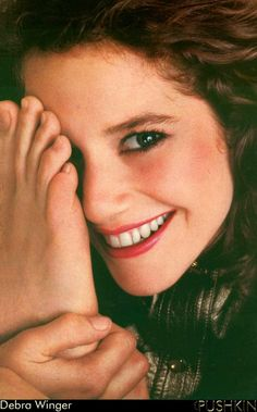 Share, rate and discuss pictures of Debra Winger's feet on wikiFeet - the most comprehensive celebrity feet database to ever have existed. Debra Winger, Female Feet, Celebrity Feet, Sexy Feet, Feminism, Movie Stars, Beautiful Women, Wonder Woman