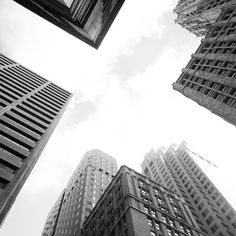 cool angle of buildings... love the city