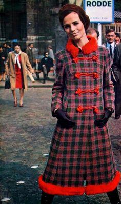 1967 Russian-style coat Daniel Hechter