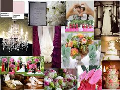 Beautiful things for a wedding