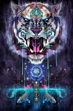 Le Tigre De Pisces - Gold Series,