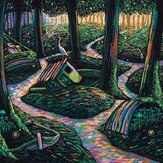 there we sat six feet apart like sunken ships in a field of winding paths with different outcomes. we learned patience we traced our shadows with our fingers in the air and learned to be alone with. Learning To Be Alone, Human Connection, New Hobbies, Diy Wood Projects, Vincent Van Gogh, Artsy Fartsy, Impressionist, Illustration Art, Illustrations