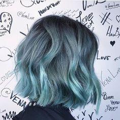 Permanent Blue Hair Color 2017