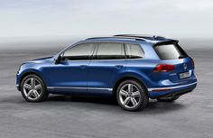 Volkswagen has given the second-generation Touareg an update, and it's bringing the refreshed SUV to the Beijing motor show next week.The Touareg has been a solid global success for Volkswagen with . Volkswagen, Vw Parts, Vw Touareg, Car Detailing, Beijing, Concept Cars, Used Cars, Mercedes Benz, Porsche