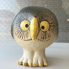 リサラーソン フクロウS