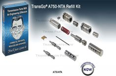 Transgo Shift kit A750-NTA fixes may lock up and shift issues.