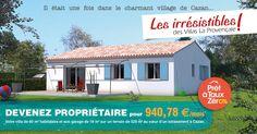 Création pub pour l'opération Cazan Villas La Provence. Studio graphique design à Saint-Rémy-de-Provence