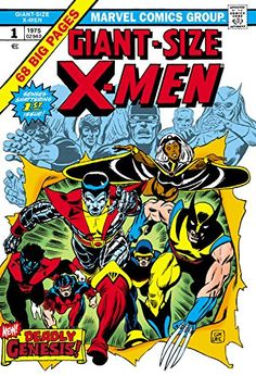 The Uncanny X-Men Omnibus Vol. 2 @ niftywarehouse.com #NiftyWarehouse #Xmen #Marvel #X-Men #Comics #Geek #ComicBooks