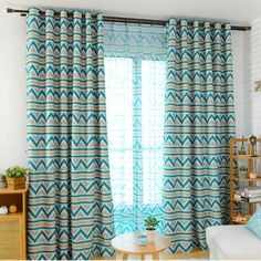 Nordic Style Geometric Printing Pattern Advanced Custom Curtains (22 CAD) ❤ liked on Polyvore featuring home, home decor, window treatments, curtains, energy saving curtains, geometric home decor, pattern window treatments, patterned curtains, geometric pattern curtains and geometric curtains
