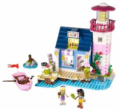 lighthouse, 2015 LEGO Friends set